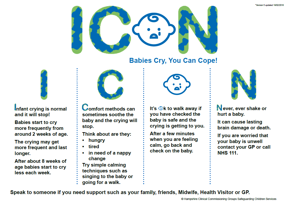 Babies Cry, You Can Cope! Click for accessible version. Speak to someone if you need support.